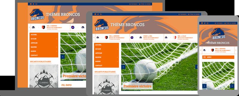 Broncos - Responsive - Kalisport